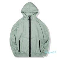 topstoney konng gonng printemps et été mince veste mode manteau de marque de la mode extérieure pare-soleil vent brise-soleil vêtement étanche