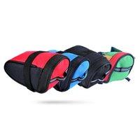 Outdoor-Taschen Tragbare Fahrrad-Sattel Anti-Wasser-Nylon-Fahrrad-Sitz Packung Radfahren Schwanz Heckbeutel Reiten Lagerung Zubehör