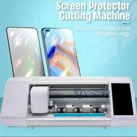 Power Tool Sets 10 Zoll X5 DIY Intelligent Screen Film Cutter Auto Laser Schneidemaschine Telefon Uhr Schutzband