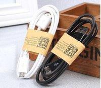 Cables de telefonía celular de 1M 3 pies Micro V8 OD 3.4 5pin USB Cargador de datos Cable Sync Smart Mobile Android
