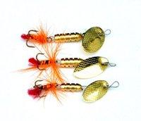 Fishing Hooks Hook Yu Sub Sequin Bait Rotating Composite 1   4oz-1 16oz Feather Bearded Man False Quasi Gear