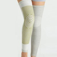 Elbow & Knee Pads Dot Matrix Self Heating Brace Sports Kneepad Tourmaline Support For Arthritis Joint Pain Relief Recovery 1 Pair