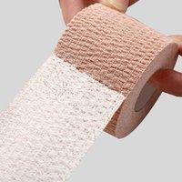 5 cm * 4,5m Bunte Sport Elastoplast Athletic Kinesiologie Elastische Bandage Selbstklebende Wrap Knöchel Knie Arthrose Protector 1639 Z2