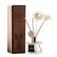 Aromaterapia libre de incendios Desodorante interior Perfume Rattan Air Ambientador Mosquito RepelLentValentín Día regalo