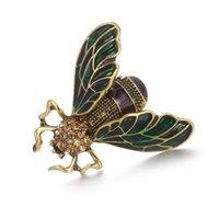 Spille, spille Abbigliamento Tong Gush Arenaceous Gold Cicada Corpetto, Uomini e Donne in Europa I Pin ACT Ruolo dell'obiettivo è assaggiato