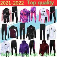 Куртка Kadult Выжитие 2021 с коротким рукавом длинные футбольные куртки PMBAPPE футбола Pogba