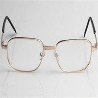 36 디자이너 사각형 선글라스 남성 여성 빈티지 그늘 편광 된 선글라스 남성 태양 안경 패션 금속 판자 선글라스 안경