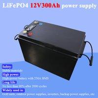 랜드 Voyager 12.8V Lifepo4 배터리 12V 100ah 120Ah 180Ah 200Ah 280Ah 300Ah 클래스 A 배터리 팩은 야외 캠핑 및 피크닉 발전에 적합합니다.
