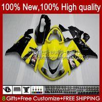 Verkleidungsset für Suzuki SRAD TL1000R TL-1000R 1998 1999 2000 2001 2002 2003 19hc.73 Yellow Factory TL-1000 TL 1000 R 98-03 Karosserie TL 1000R TL1000 R 98 99 00 01 02 03 OEM-Körper