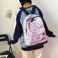 BTS الرصاص رابطة الشباب الدوري المحيطي حقيبة مدرسية جميلة للطلاب الذكور والإناث