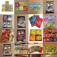 Ahoy Baked Mylar Bags Brownie Cereal Treats Runtz Snack Crackers Cooki Edibles Packaging Canna Butter Trips Infused Goldfish Chips Ch jllpGJ