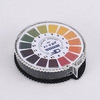Metri 5m 0-14 PH Test Phot Parete Indicatore acido alcalino Rotolo per acqua Urina Saliva Terreno Tightmus Test accurato Test di misurazione Piscina all'ingrosso