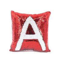 14 estilos de travesseiro de faixa de travesseiro de faixa de almofada de lantejoulas almofada de sublimação almofada de almofada decorativa que muda a cor 729 v2