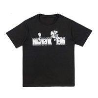 Nueva llegada para hombre estilista camiseta hombres mujeres flores de alta calidad impresión negro azul hip hop camisetas