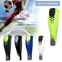 Elbow & Knee Pads 1pc Elastic Calf Support Football Leg Sleeve Cycling For Sports Climbing Running