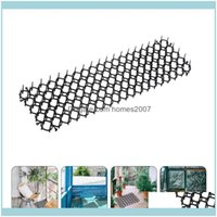 Beds Furniture Pet Supplies Home & Garden3Pcs Anti-Cats Network Cat Scat Mat Cats Restricted Area Pad For Outdoor Drop Delivery 2021 Jx83K
