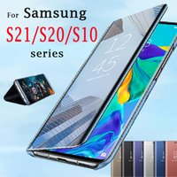 Samsung Galaxy S21 Durumda S20 Fe S 21 Ultra 20 Artı 5g S21Plus İnanç Telefon Kapak S20Plus 20 S20FE S10 E S10PLUS Shell House