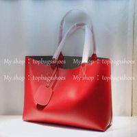 Luxurys Top Designer Handtaschen Geldbörsen Womens 2021 Strand Schwarz Rosa Original Mode Marke echtes Leder Große Damen Buch Tote Messenger Schultertaschen