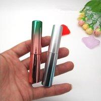 Storage Bottles & Jars 10pcs 2ml 2.5ml Empty Eyelashes Tube Mascara Eyeliner Vials Bottle Makeup Organzier Container With Brush Plugs