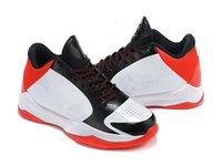 블랙 맘바 5 챔피언십 PJ 터커 판매 v 플래티넘 남자 농구 신발 가게 도매 US7-US12