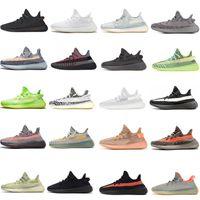 Yeezy 350 V2 Running shoes Static Reflective Kanye west Beluga 2.0 Uomo Donna Scarpe da corsa Zebra Nero Sneakers Bianco EUR 36-47 senza scatole