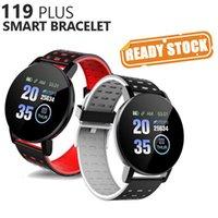 Pulseras Smart Watch ID119PLUS Bluetooth Deporte Relojes Mujeres Ladies Rel Gio con cámara SIM Tarjeta Slot Android Phone PK M5 M6