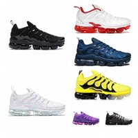 Nike Air VAPORMAX TN FLYKNIT shoes Vente préférentielle TNS Plus Ultra Running Shoe Shoe Zebra Classic Extérieur Run TN Coussin Chaussures Sport Shock Runner Sneakers Mens Requin
