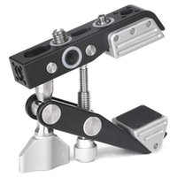 Tripodlar Süper C-Kelepçe Kamera Desteği Kelepçe Masaüstü Dağı Standı Tutucu 1/4 ve 3/8 Ile Stüdyo Poçografi DSLR