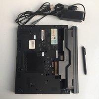 진단 노트북 X201T I7CPU 4 기가 바이트 램 펜 터치 적합 MB Star C4 / SD C5 / ICOM A2 B C 용