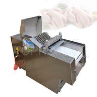 Edelstahl Hähnchenknochen Schneiden Spaltsägemaschine Fleischbrustschneider