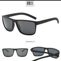 Бренд дизайн поляризованные солнцезащитные очки мужчины женские водительские оттенки мужские старинные солнцезащитные очки Spuare зеркало летние спорт UV400 Oculos