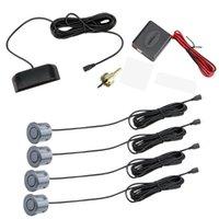 Car Rear View Cameras& Parking Sensors Reverse Backup LED Sensor Backlight Display Auto Parktronic Radar Monitor Detector System Universal W