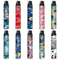 2500 Puffs Monster Max Одноразовые ручки Vape Электронная сигарета с модной конструкцией и большим питанием