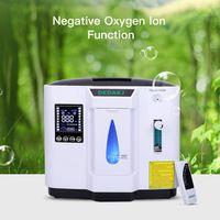 DEDAKJ DE-1A 1L-7L Portable Oxygen Concentrator Gadgets Health Care Green Product Life Endless Home Use Healthy Family