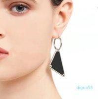 Fashion Extravagant Jewelry Luxury Women Design Pendientes Dangle Pendientes con letras Elegante mujer Stud Pendiente Chandelier estilo clásico