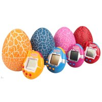 Tamagotchi Connection Dinosaur Surprise Egg Electronic Virtual Cyber Pet Kids Gift Toys HHF7517