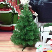 Artificial Christmas Tree indoor Decoration PVC Material 17.7 inch Reusable Trees For Home H0924