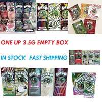 ONEUP 350mg Packaging Boxes cases Empty 3.5g One up Magic Package Box for Tobacco Dry Herb Flowers E-cigarette Accessories kit XXtra Kits Vape Pen VS Bar Plus XL