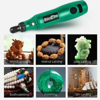 Power Tool Sets USB Cordless Rotary Kit Woodworking Engraving Pen DIY For Jewelry Metal Glass Mini Wireless Drill With Dremel Accessories