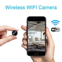 A9 مصغرة كاميرا واي فاي IP 1080P HD نسخة مايكرو صوت مراقبة الفيديو مسجل كاميرات الفيديو اللاسلكية للمراقب عن بعد