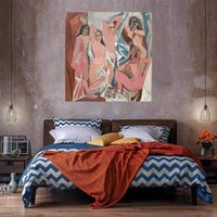 Naked women Home Decor Oil Painting On Canvas Handcrafts  HD...