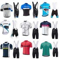 2018 Orbea Morvelo Erkekler Bisiklet Jersey Bisiklet Giysileri Nefes Kısa Kollu Gömlek MTB Bisiklet Önlüğü Şort Set Bisiklet Giyim C2007