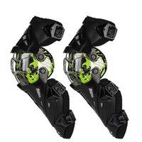 2 pcs motocicleta joelho pads protetoras motocross patinar protetores de joelho montando engrenagens protetoras pads carro de proteção