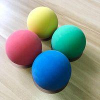 Ракетный шар Squash с низкой скоростью резиновые полые шарики тренировки соревнований толщина высокая эластичность случайный цвет 6см