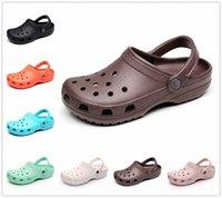 Yaz Sandal Serin Tasarımcılar Terlik Kadın Erkek Havuz Sandalet Açık Cholas Plaj Ayakkabı Bahçede Kayma Rahat Su Duş Güvertesi Kumu T2Z6 #