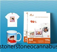 100 Sheets A4 size Sublimation heat transfer paper,100gsm paper,usage in Clothing,T-shirt, Cup,Pillow etc fssf sdgh