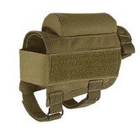 Многофункциональная армия военные тактические охотничьи задние держатели боеприпасов пакеты сумки картридж держатель картридж круговой картридж