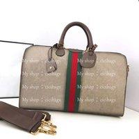 Designer Luxurys Moda Moda Bolsas de Ombro 2021 Viagem Grande Top Quality Genuine Real Couro Homem Mulheres Lady Handbags Bolsas Messenger Crossbody Bag