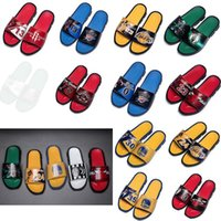 Basketball Stern Muster Hausschuhe Herren Sommer Gummi Sandalen Strand Slide Mode Rutschfeste Flip Flops Indoor Shoes EUR Größe 40-45