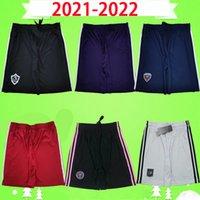 2021 2022 Inter Miami Futbol Şort MLS Orlando D.C. Birleşik 21 22 Los Angeles Galaxy FC LA Futbol Pantolon Lafc New York Kırmızı Siyah En Kaliteli S-2XL